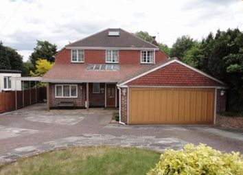 Thumbnail 6 bed detached house to rent in Julian Road, Chelsfield, Orpington