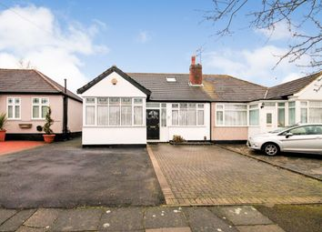 Thumbnail 4 bed bungalow to rent in David Drive, Romford