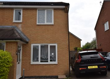Thumbnail 3 bed semi-detached house to rent in Elter Water, Stukeley Road, Huntingdon, Cambridgeshire