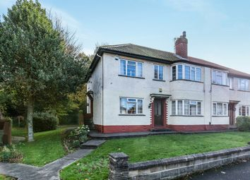 Thumbnail 2 bed flat for sale in Sandringham Crescent, Moortown, Leeds