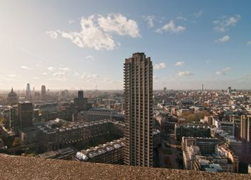 Thumbnail 4 bed flat for sale in Cromwell Tower, Barbican