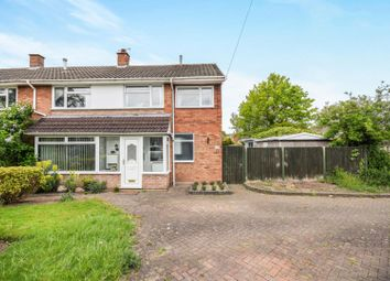 Thumbnail 4 bed semi-detached house for sale in Helston Close, Tamworth