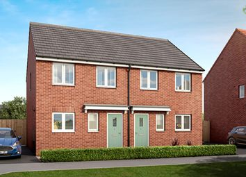 "Thumbnail 3 bed semi-detached house for sale in ""Kendal"" at Long Lands Lane, Brodsworth, Doncaster"