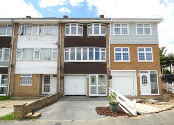 Thumbnail 4 bedroom terraced house for sale in Cowdray Way, Hornchurch
