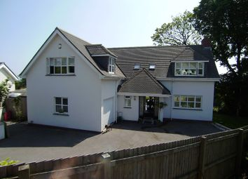 Thumbnail 4 bed detached house to rent in The Downs, Reynoldston, Gower, Swansea