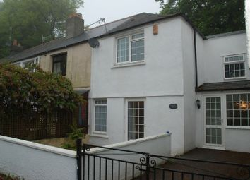 Thumbnail 2 bed cottage to rent in Tavistock Road, Crownhill, Plymouth