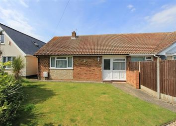 Thumbnail 2 bed semi-detached bungalow for sale in Ham Shades Lane, Tankerton, Whitstable