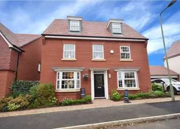 Thumbnail 5 bed detached house for sale in Haroldgate, Whitchurch
