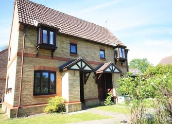 Thumbnail 1 bed property to rent in Suffolk Drive, Burpham, Guildford