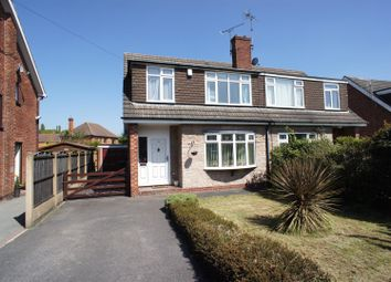 Thumbnail 3 bedroom semi-detached house to rent in West Avenue, Ripley