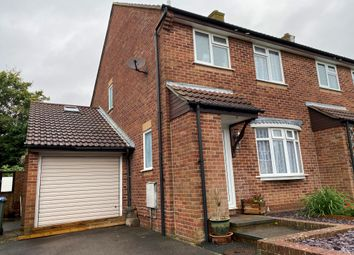 Thumbnail 3 bed semi-detached house to rent in Redwood Drive, Fareham