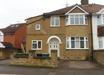 Thumbnail 3 bed semi-detached house for sale in Riverside Road, Watford