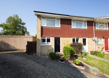 Thumbnail 2 bed end terrace house for sale in Compton Close, Hook