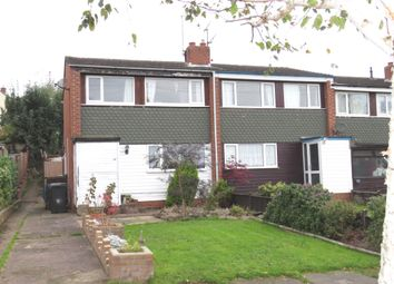 Thumbnail 3 bed end terrace house for sale in Higher Park, Minehead