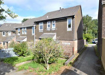 Thumbnail 3 bed end terrace house for sale in Ingra Walk, Roborough, Plymouth, Devon