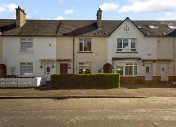 Thumbnail 3 bed terraced house for sale in Baldwin Avenue, Knightswood, Glasgow
