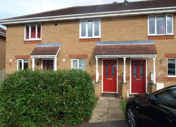 Thumbnail 2 bed terraced house to rent in Leary Crescent, Newport Pagnell