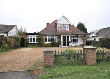 3 bed detached house for sale in Epping Road, Roydon, Harlow CM19