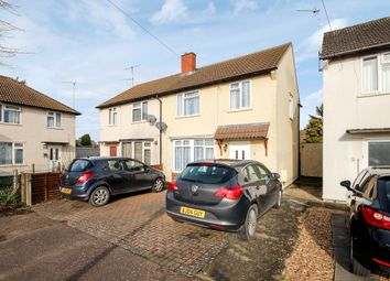 Thumbnail 2 bed semi-detached house for sale in Godwin Close, Cambridge