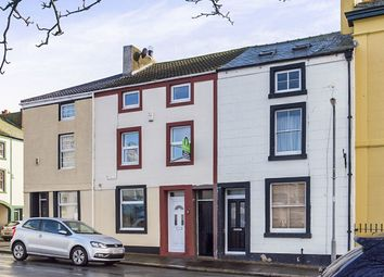 Thumbnail 4 bed terraced house for sale in Fleming Square, Maryport