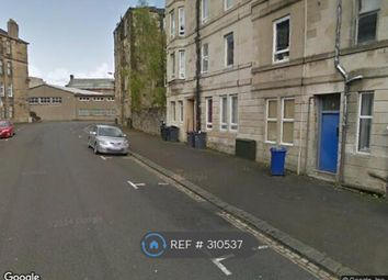 Thumbnail 1 bed flat to rent in Howard Street, Paisley