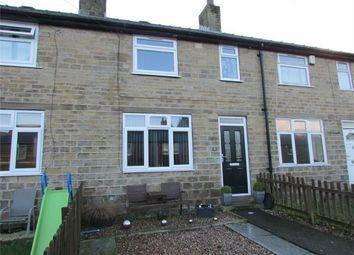 Thumbnail 3 bed terraced house for sale in Field Road, Cinderhills, Holmfirth