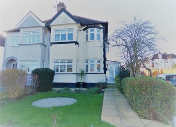 Thumbnail 3 bed semi-detached house for sale in Highlands Boulevard, Leigh On Sea, Leigh On Sea
