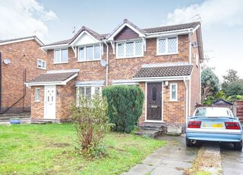Thumbnail 3 bed semi-detached house for sale in Fernwood Grove, Wilmslow, Cheshire, .