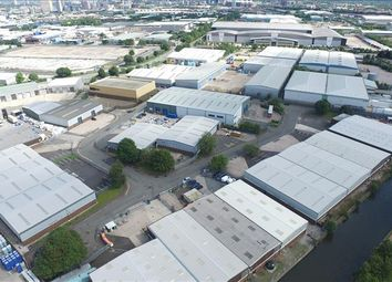 Thumbnail Light industrial to let in Severnside, Textilose Road, Trafford Park, Manchester, Greater Manchester
