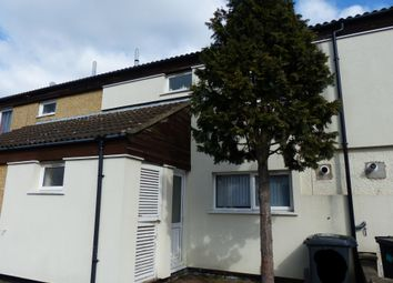 Thumbnail 3 bed terraced house for sale in Crabtree, Peterborough