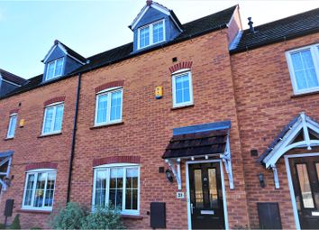 Thumbnail 4 bed town house for sale in Woodhouse Gardens, Ruddington