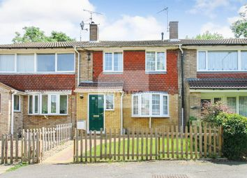 Thumbnail 3 bed terraced house for sale in Swasedale Walk, Luton