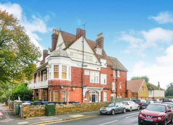 Thumbnail 2 bed flat to rent in 28 Roxburgh Road, Westgate-On-Sea