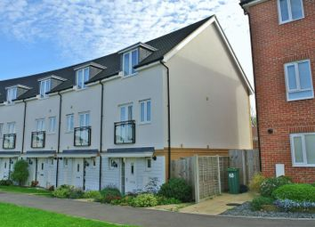 Thumbnail 3 bedroom end terrace house for sale in Top Fair Furlong, Redhouse Park, Milton Keynes