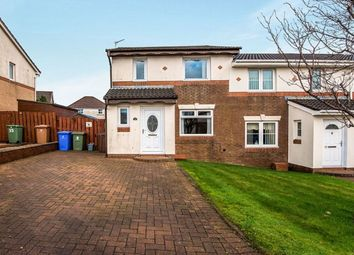 Thumbnail 3 bed semi-detached house for sale in Keppock Place, Falkirk