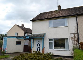 Thumbnail 2 bed semi-detached house for sale in Oak Drive, St. Martins, Oswestry