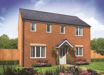 Thumbnail 3 bed detached house for sale in Plot 745 Clayton, Hampton Gardens, Hampton, Peterborough