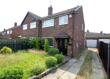 Thumbnail 3 bed semi-detached house for sale in Talke Road, Chesterton, Newcastle Under Lyme
