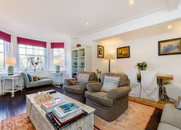 Thumbnail 3 bed flat for sale in Queens Club Gardens, Barons Court