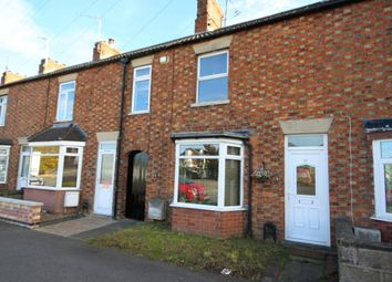 Thumbnail 2 bed terraced house for sale in Grantham Road, Sleaford, Lincolnshire