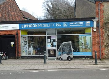 Thumbnail Commercial property for sale in The Square, Liphook