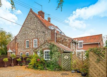 Thumbnail 5 bed detached house for sale in South Creake, Fakenham, Norfolk