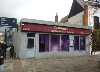 Thumbnail Retail premises for sale in Westgate Street, Gloucester
