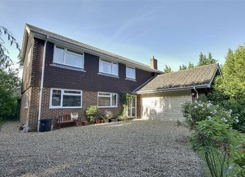 Thumbnail 4 bed detached house for sale in Honey Lane, Burley, Ringwood
