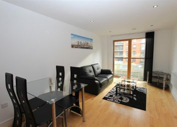 Thumbnail 1 bed flat to rent in Armouries Way, Hunslet, Leeds