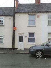 Thumbnail 2 bed terraced house to rent in Eastgate Street, Burntwood