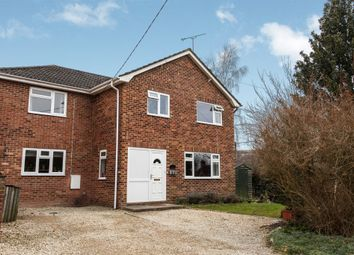 Thumbnail 4 bed detached house for sale in College Road, Durrington, Salisbury