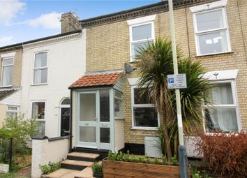 Thumbnail 3 bed terraced house for sale in Bury Street, Norwich