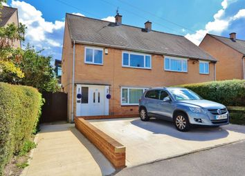 Thumbnail 3 bed semi-detached house for sale in Wortley Avenue, Wombwell, Barnsley