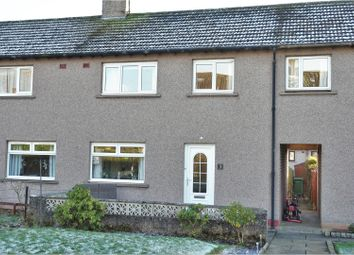 Thumbnail 2 bed terraced house for sale in Mountskip Crescent, Brechin